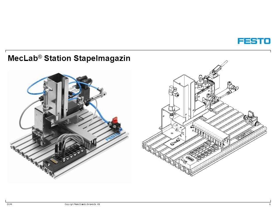 MecLab® Station Stapelmagazin