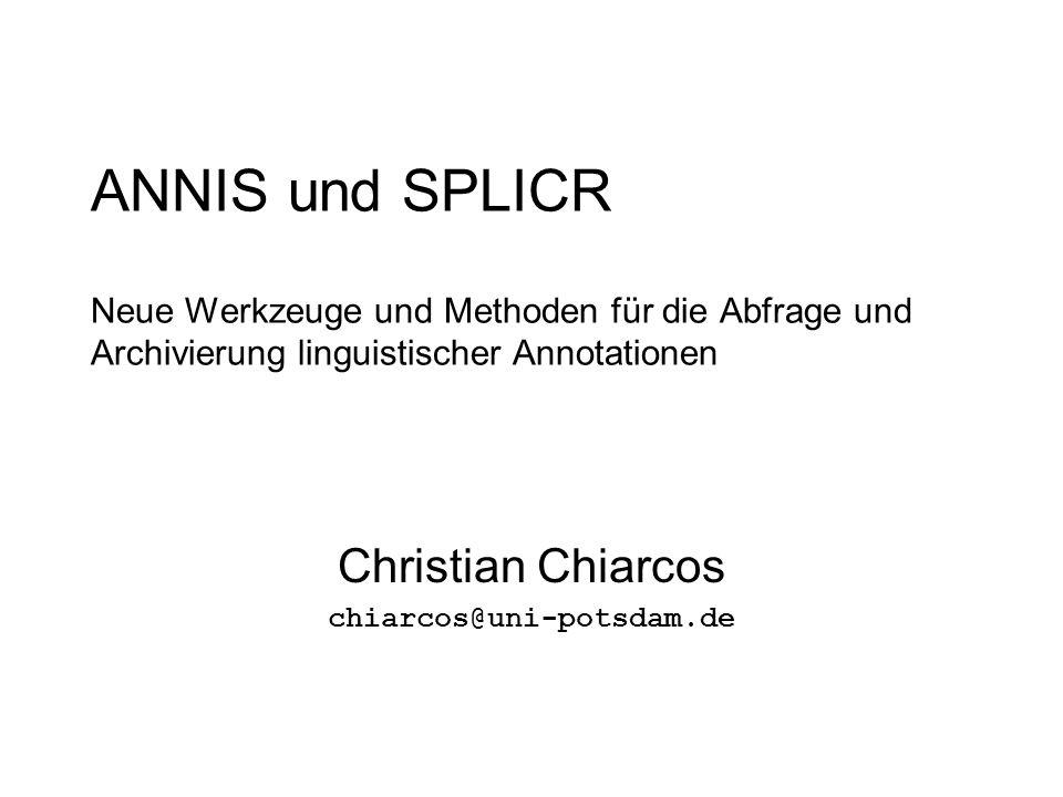 Christian Chiarcos chiarcos@uni-potsdam.de