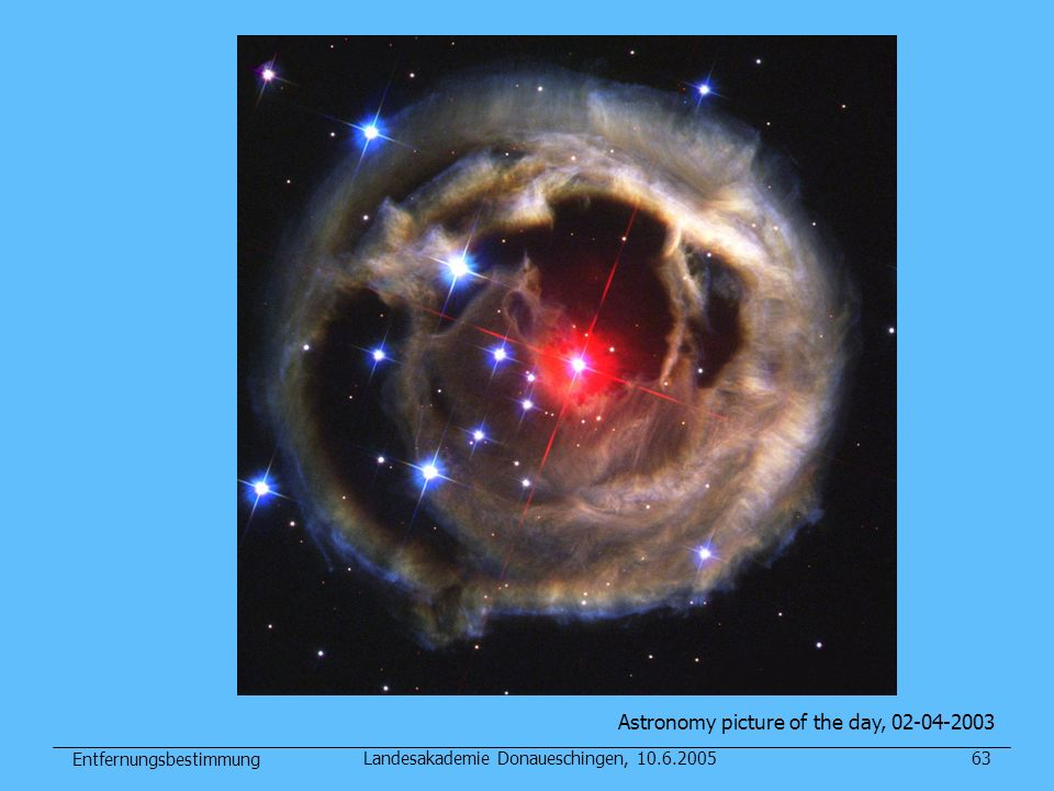 Astronomy picture of the day, 02-04-2003