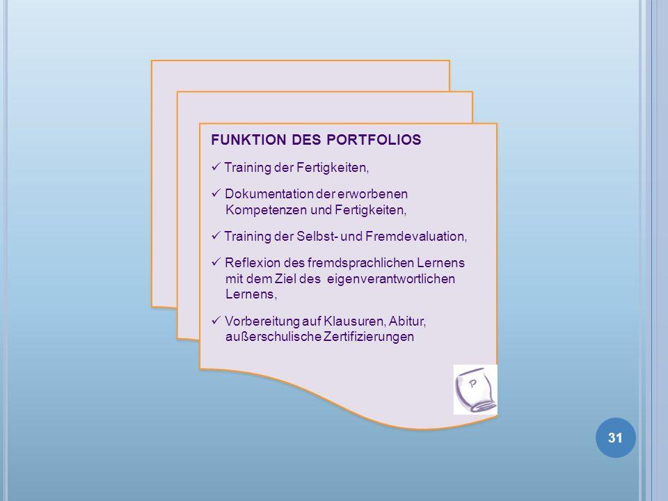 Planung und Durchführung von Unterricht