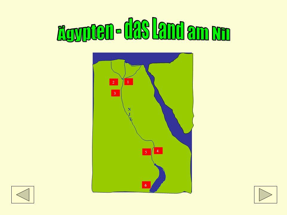 Ägypten - das Land am Nil