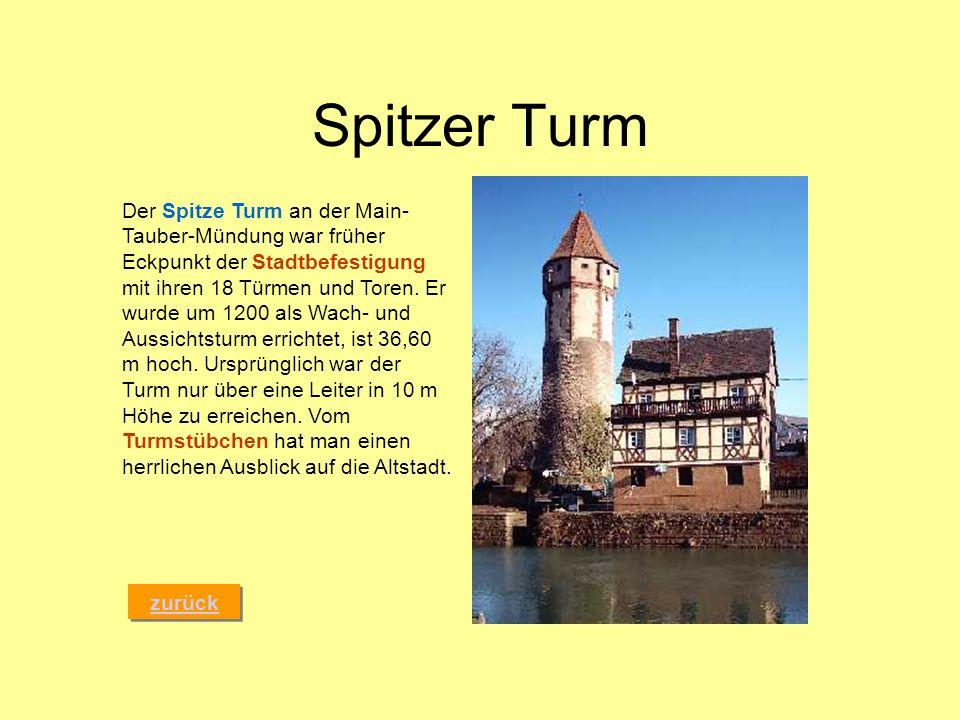 Spitzer Turm