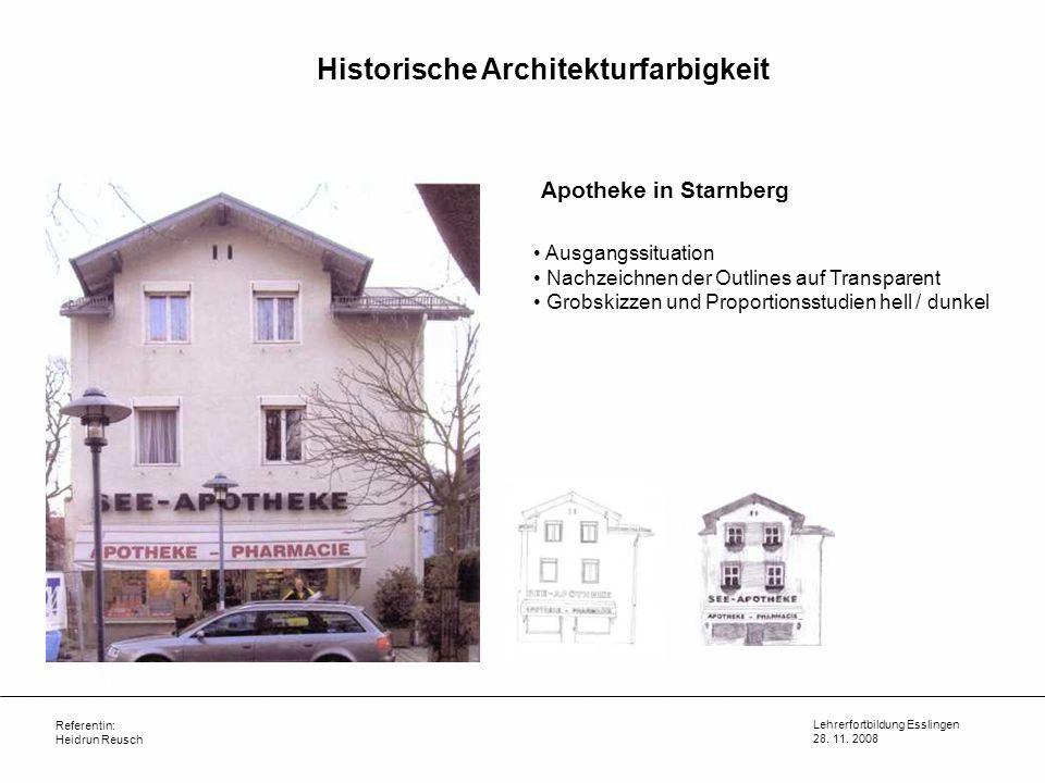 Historische Architekturfarbigkeit