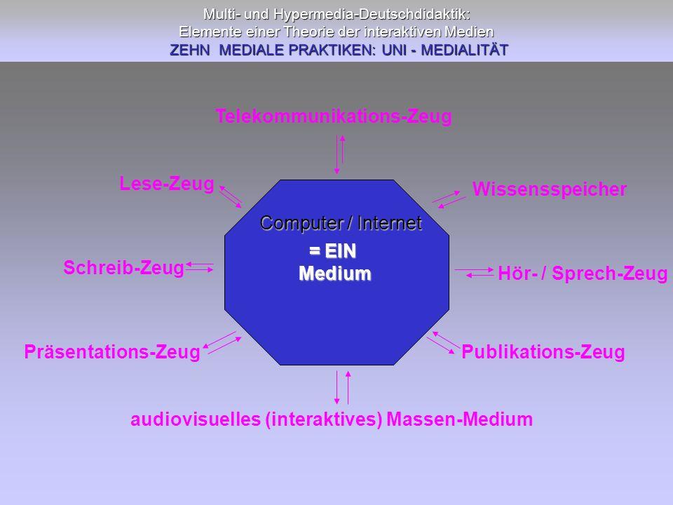 Telekommunikations-Zeug