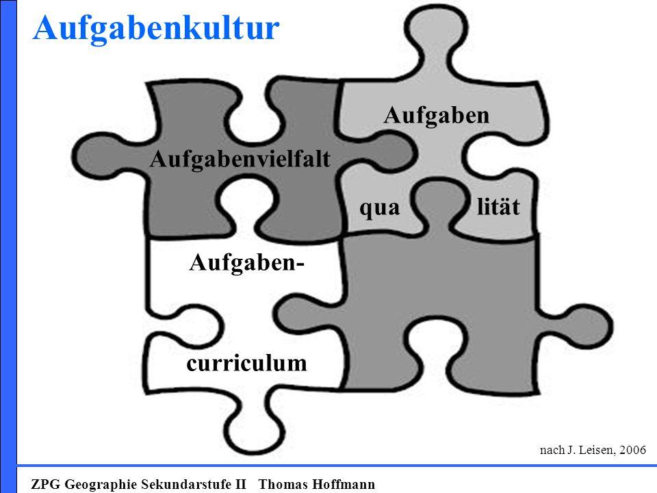 Aufgabenkultur Aufgaben Aufgabenvielfalt qua lität Aufgaben-