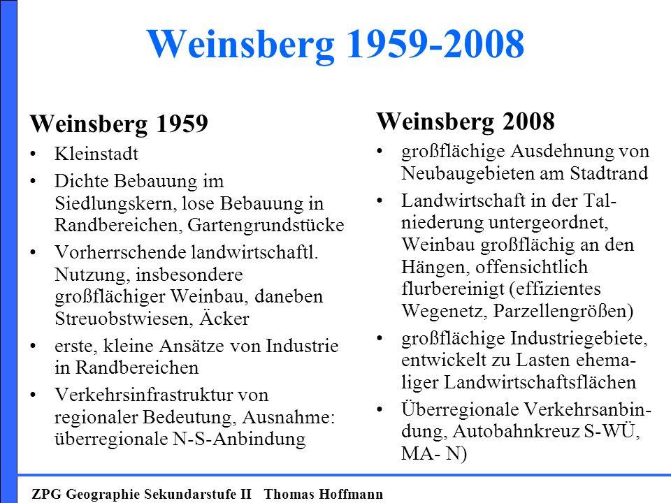 Weinsberg 1959-2008 Weinsberg 2008 Weinsberg 1959