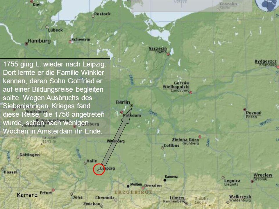 1755 ging L. wieder nach Leipzig