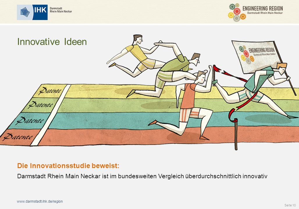 Innovative Ideen Die Innovationsstudie beweist: