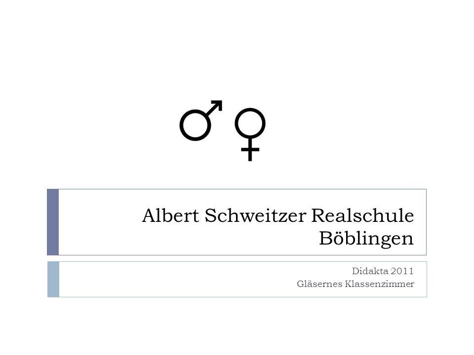 Albert Schweitzer Realschule Böblingen