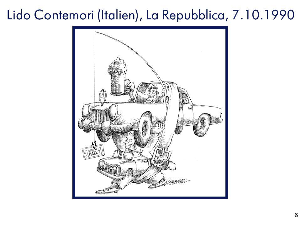 Lido Contemori (Italien), La Repubblica, 7.10.1990