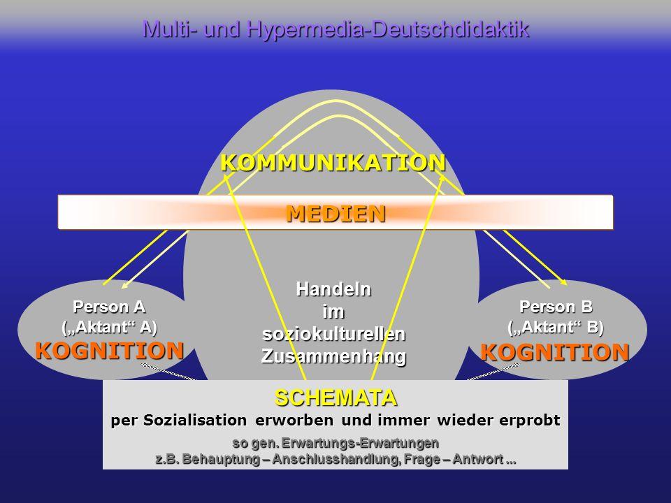 Multi- und Hypermedia-Deutschdidaktik
