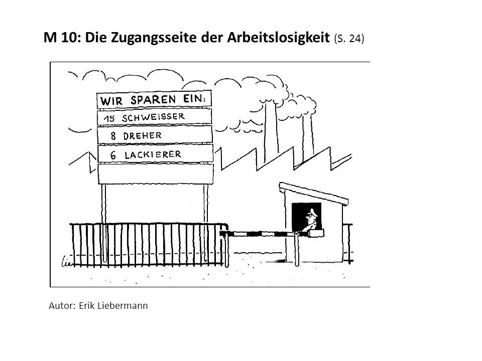 M 10: Die Zugangsseite der Arbeitslosigkeit (S. 24)