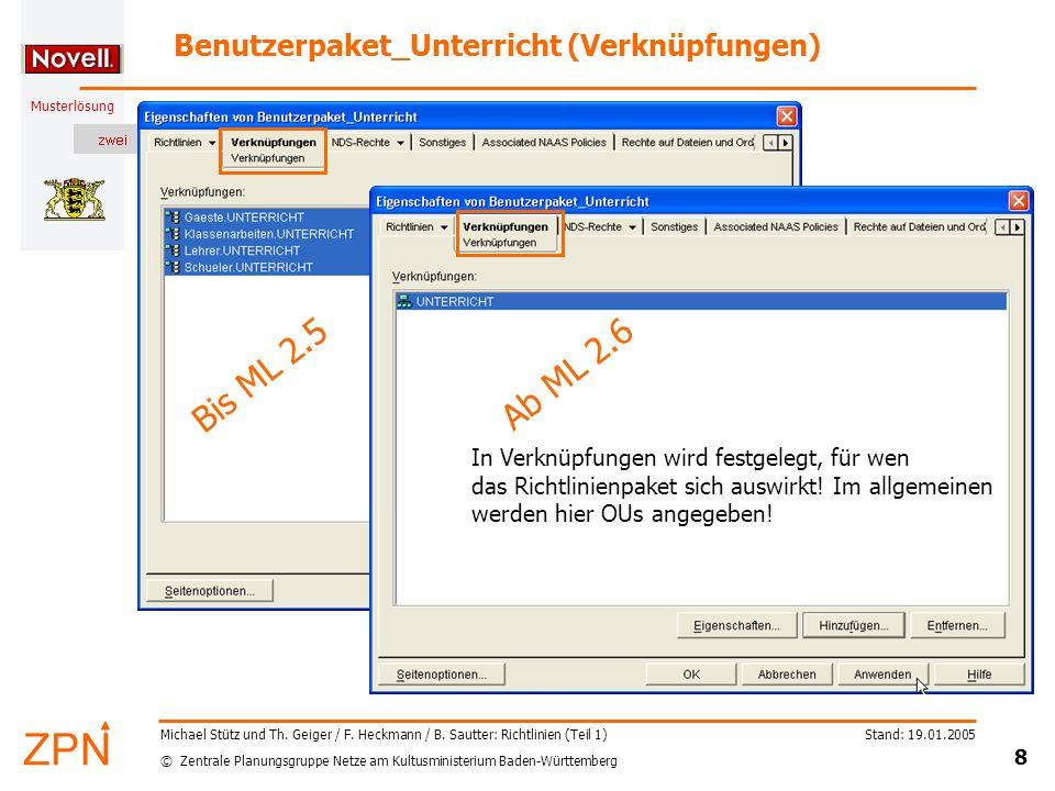 Benutzerpaket_Unterricht (Verknüpfungen)