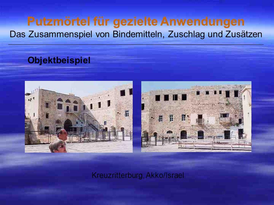 Kreuzritterburg, Akko/Israel