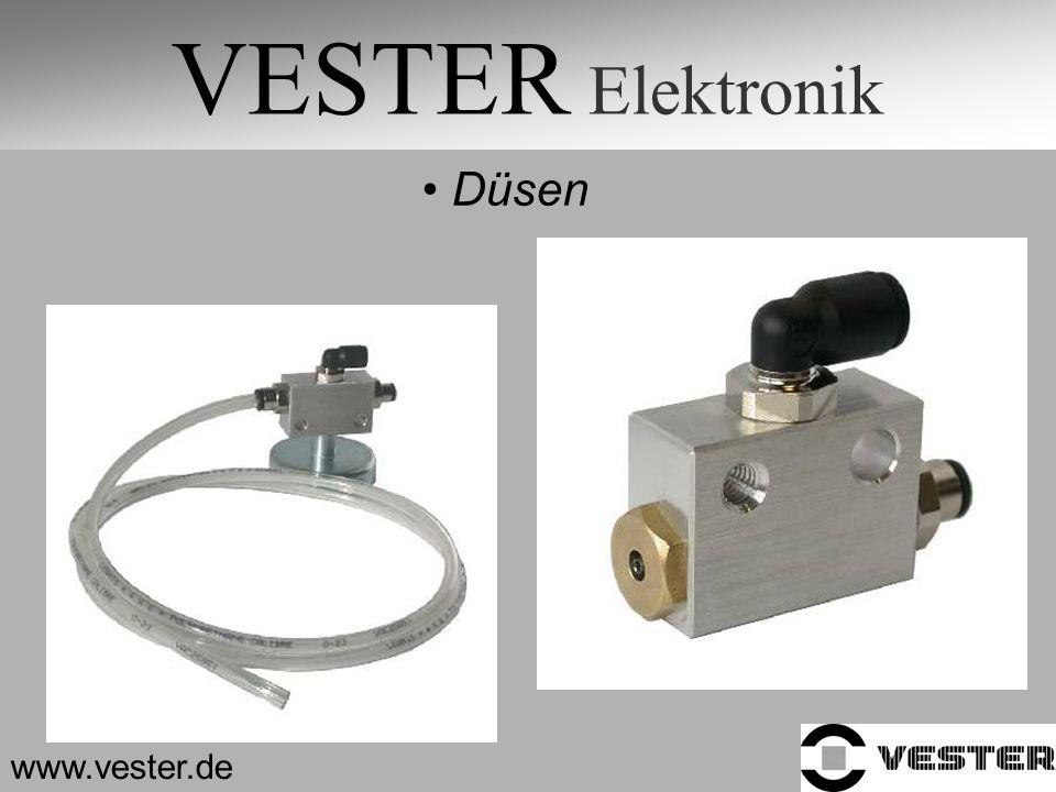 VESTER Elektronik Düsen www.vester.de