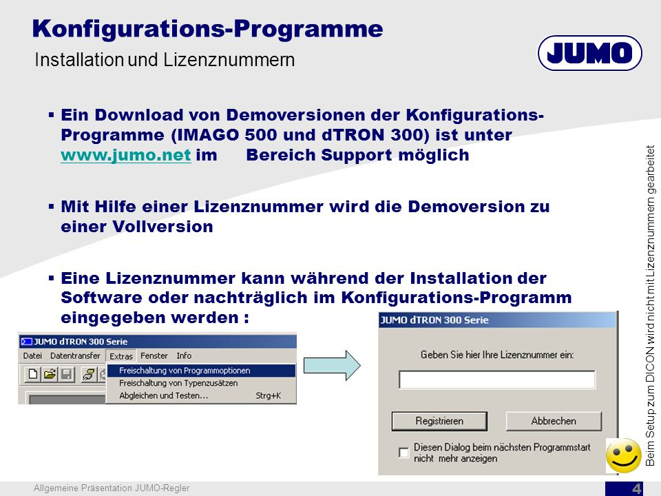 Konfigurations-Programme