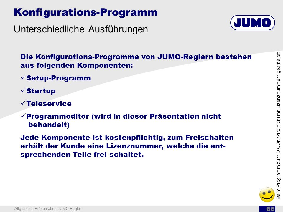 Konfigurations-Programm