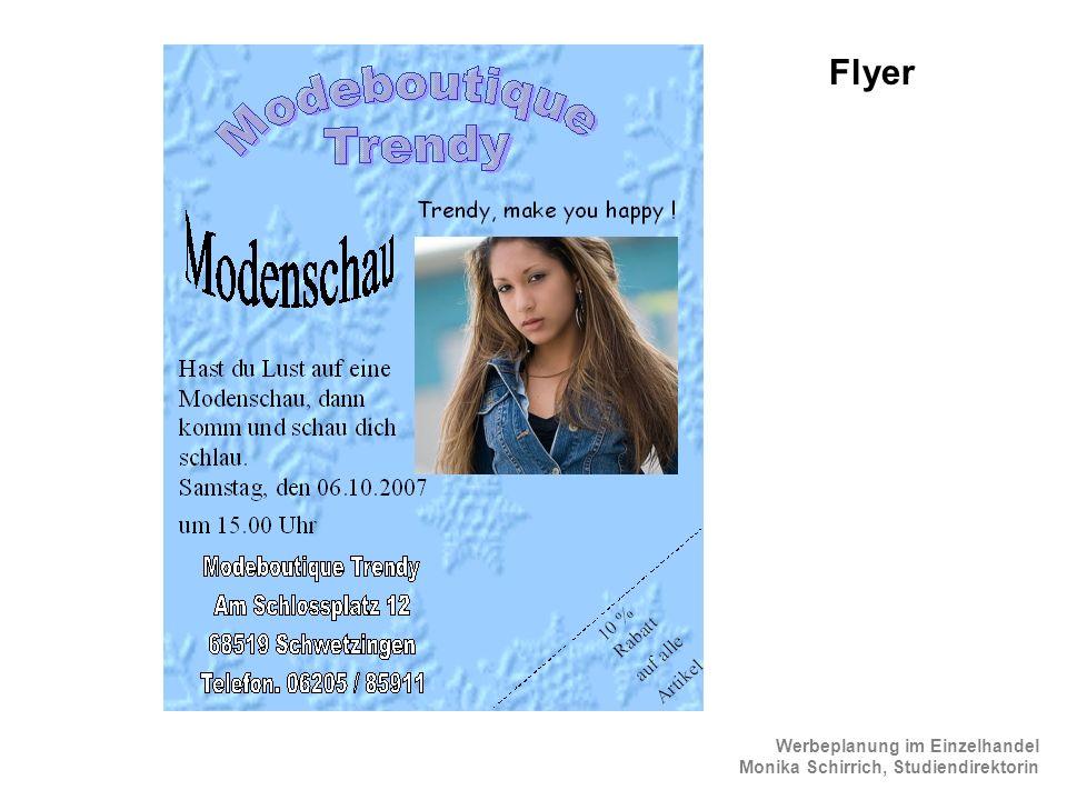 Flyer Mode Flyer 1