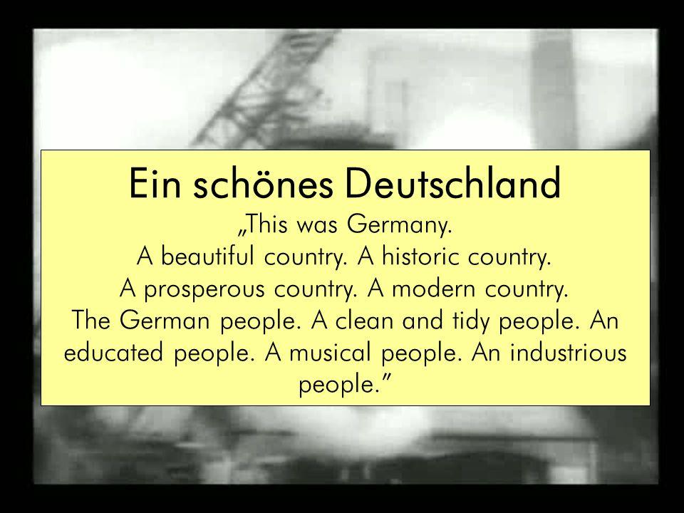 Ein schönes Deutschland