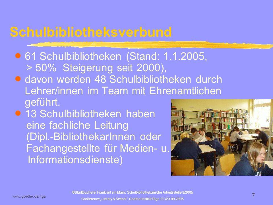 Schulbibliotheksverbund
