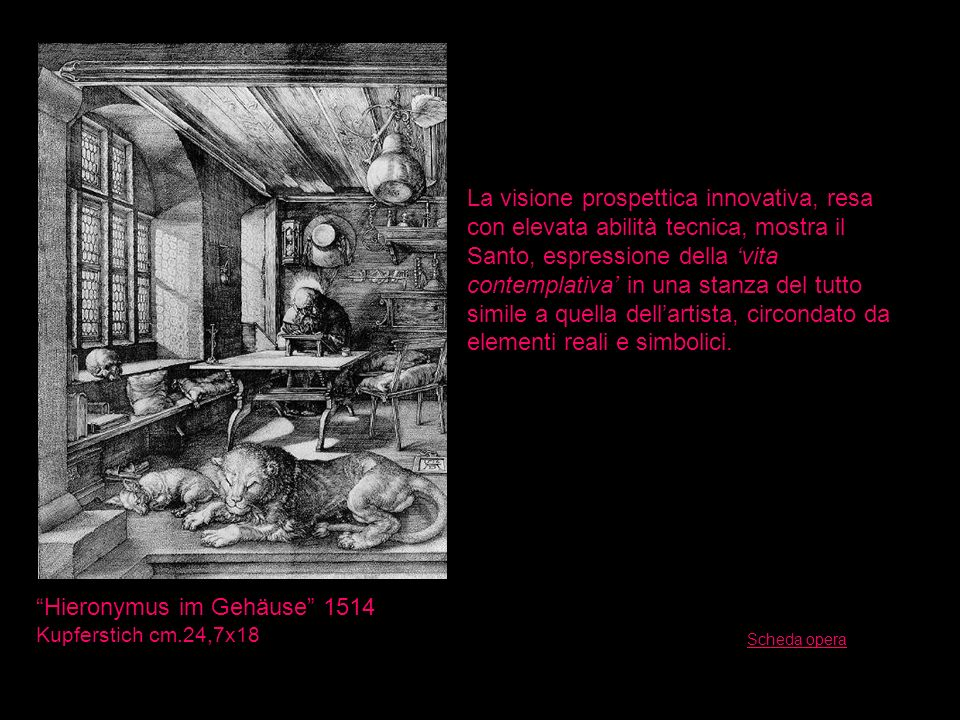 Hieronymus im Gehäuse 1514
