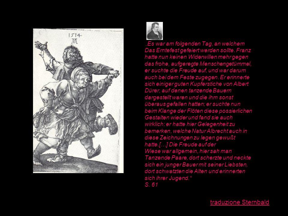 Der Bauerntanz (Erstes Buch, Sechstes Kapitel), S. 61/62