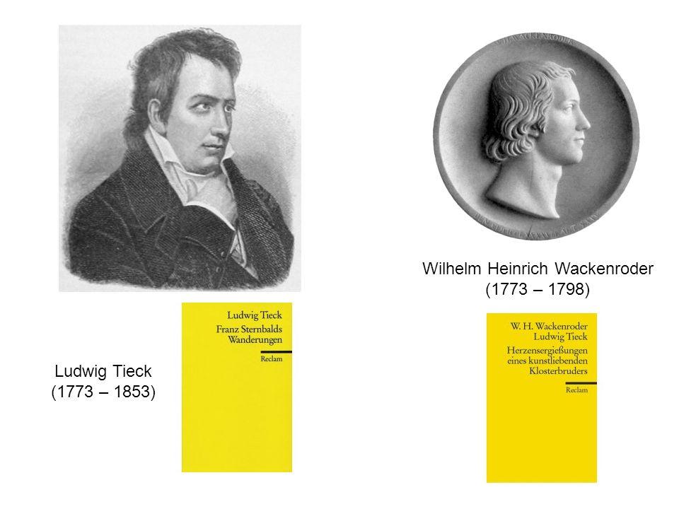 Wilhelm Heinrich Wackenroder