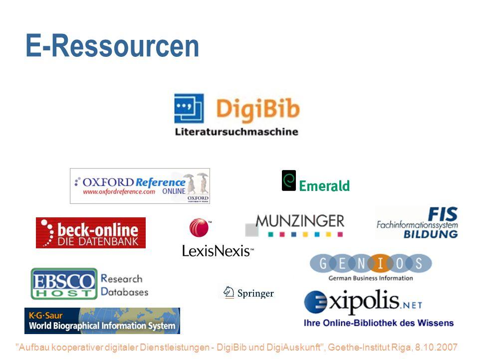 27.03.2017 E-Ressourcen. E-Ressourcen.