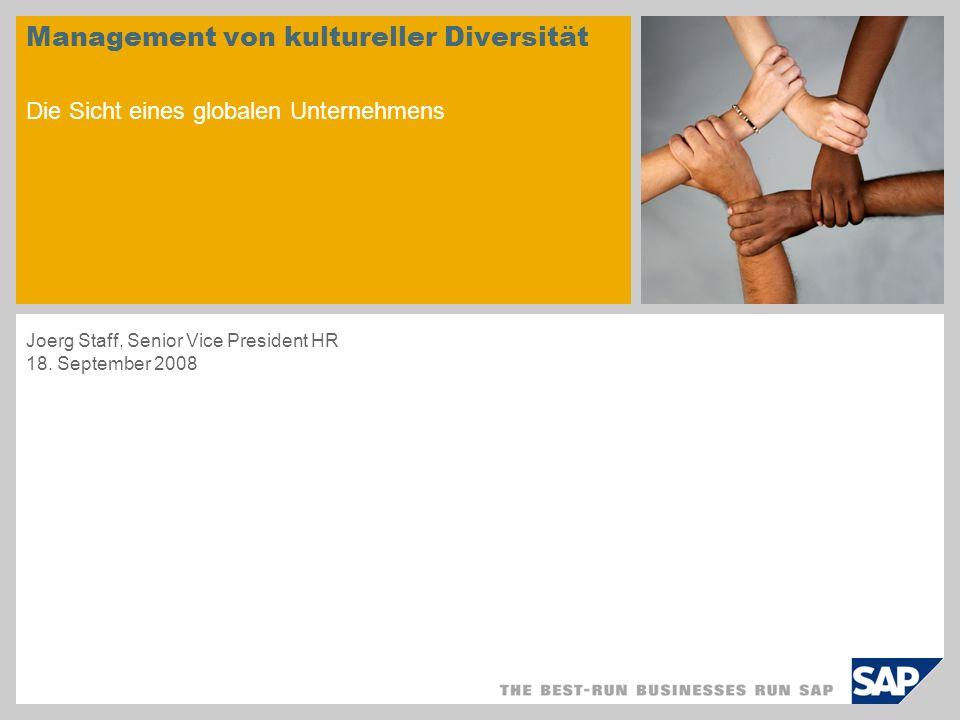 Management von kultureller Diversität