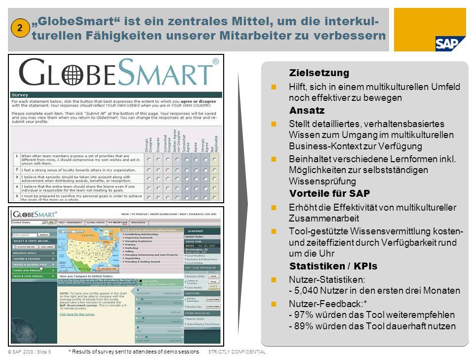 """""""GlobeSmart ist ein zentrales Mittel, um die interkul- turellen Fähigkeiten unserer Mitarbeiter zu verbessern"""