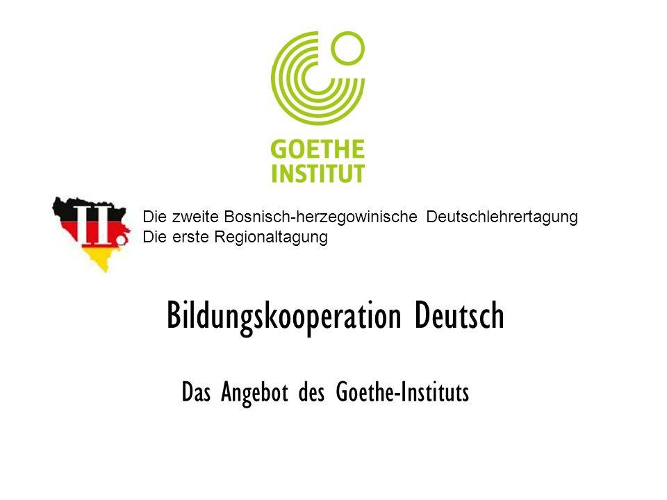Bildungskooperation Deutsch