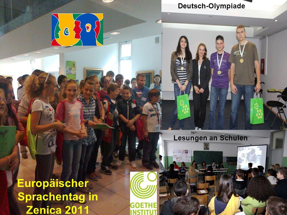 Europäischer Sprachentag in Zenica 2011