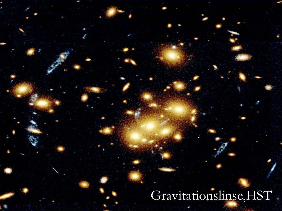 Gravitationslinse,HST