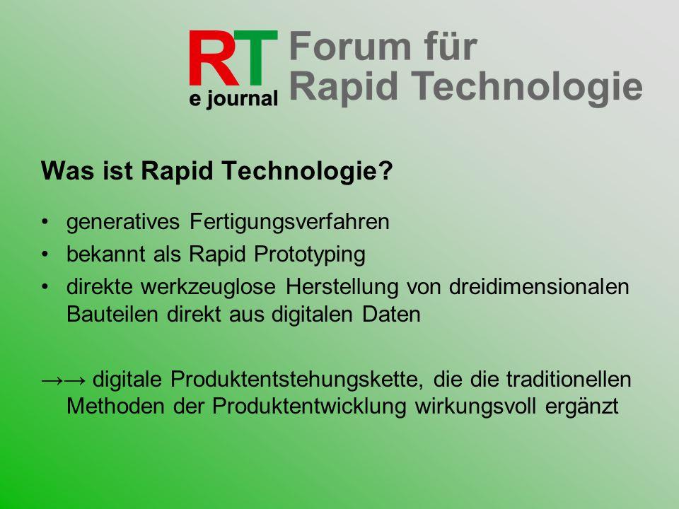 Was ist Rapid Technologie