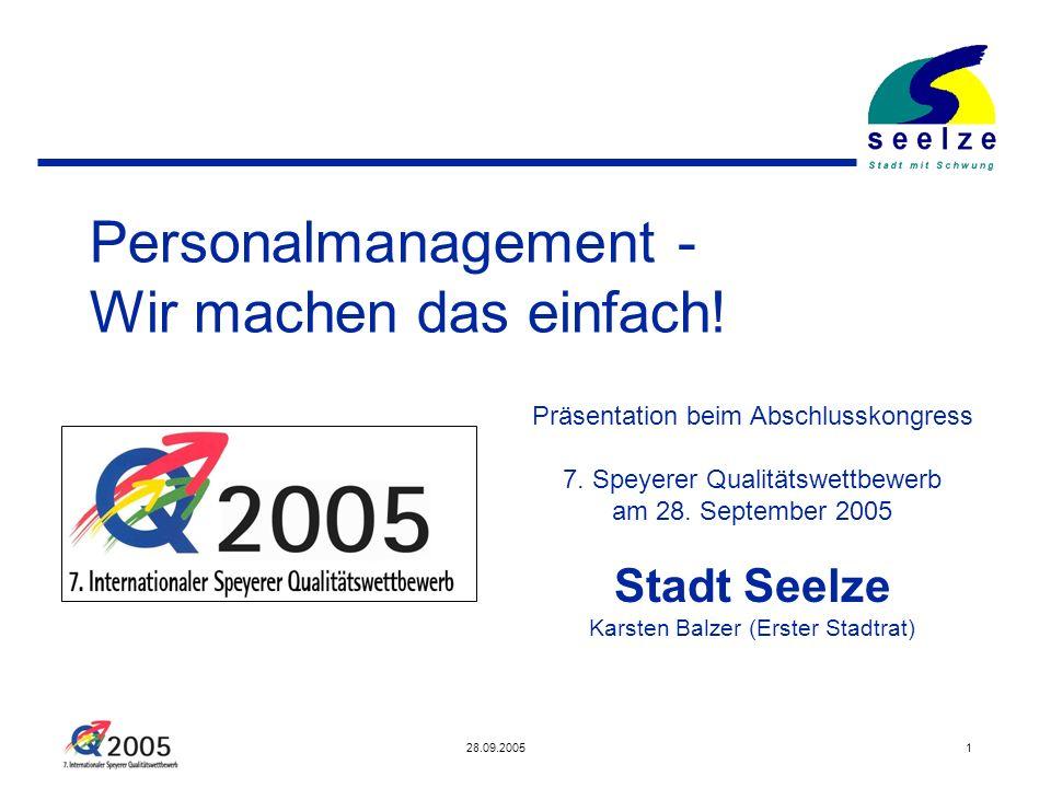 Personalmanagement - Wir machen das einfach!