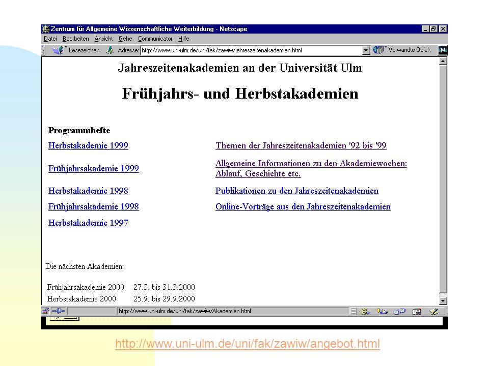 http://www.uni-ulm.de/uni/fak/zawiw/angebot.html