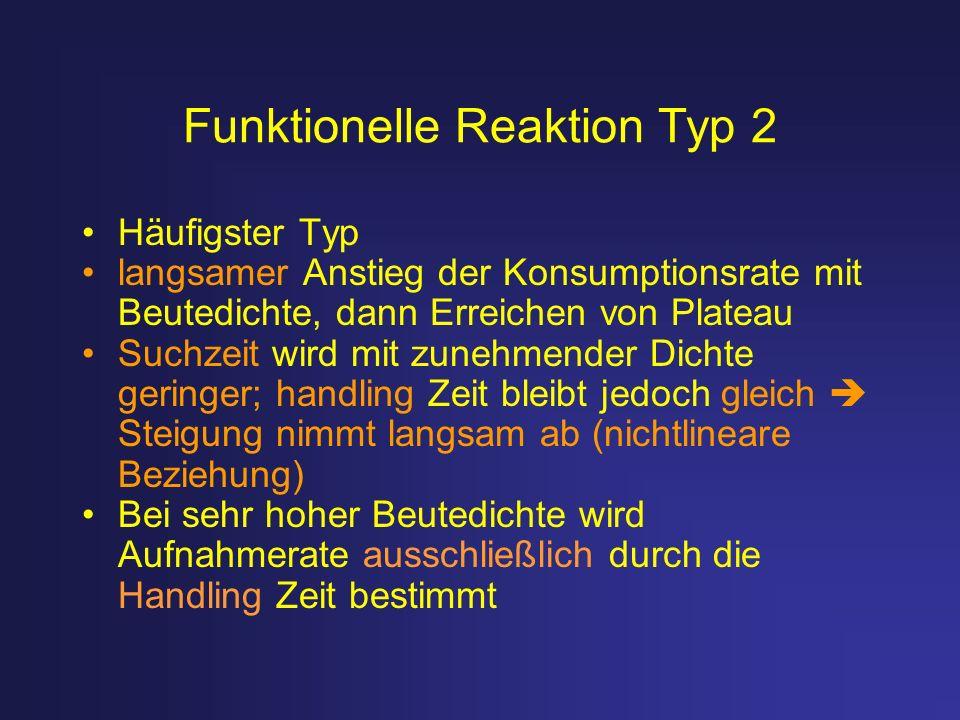 Funktionelle Reaktion Typ 2
