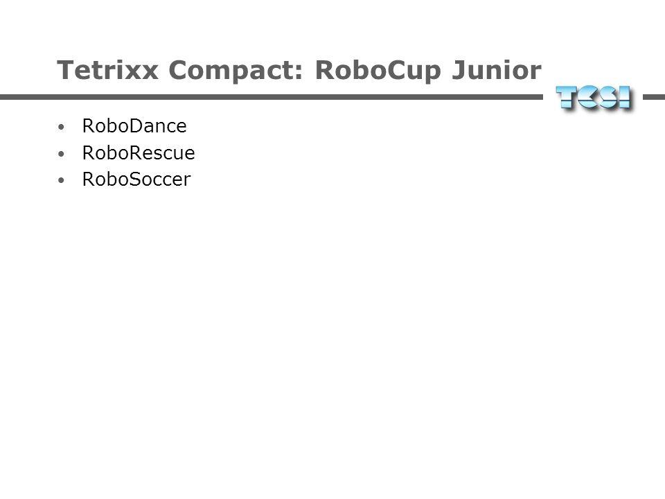 Tetrixx Compact: RoboCup Junior