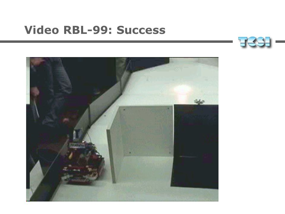 Video RBL-99: Success
