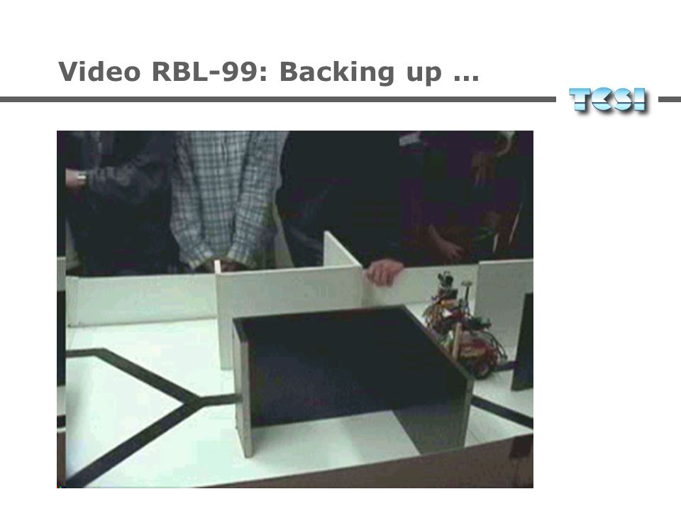 Video RBL-99: Backing up ...