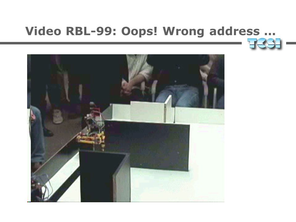 Video RBL-99: Oops! Wrong address ...