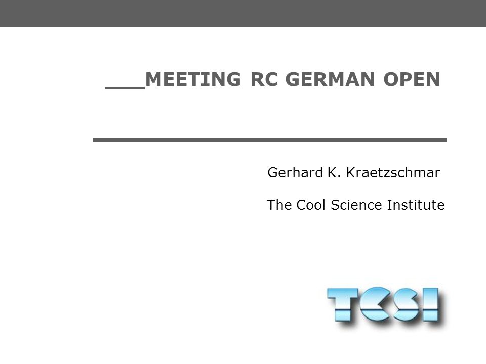 ___MEETING RC GERMAN OPEN