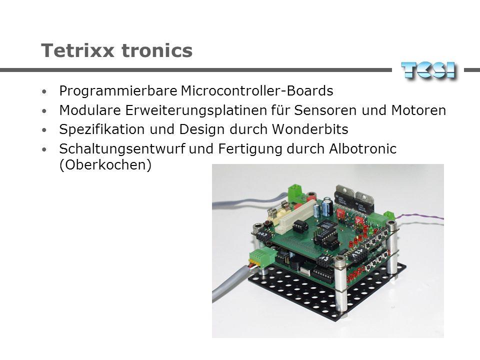 Tetrixx tronics Programmierbare Microcontroller-Boards