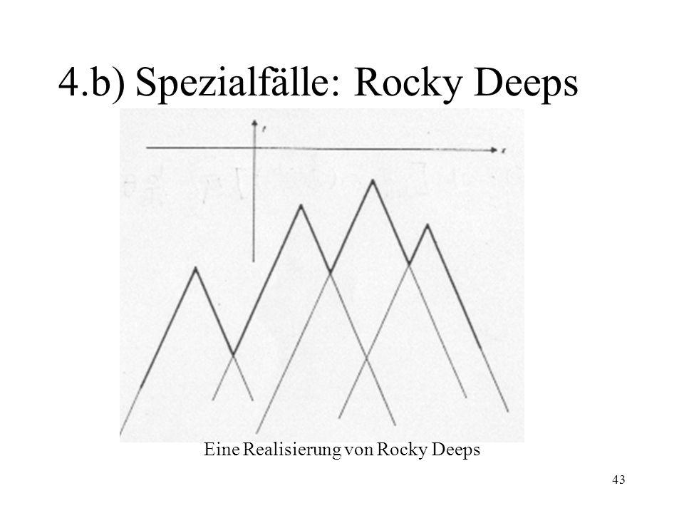 4.b) Spezialfälle: Rocky Deeps
