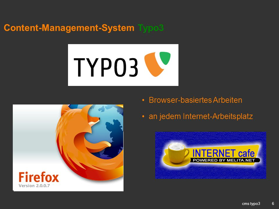 Content-Management-System Typo3