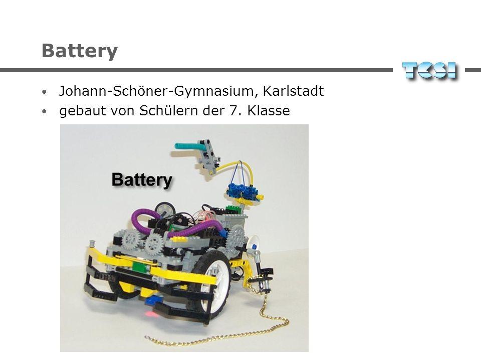 Battery Johann-Schöner-Gymnasium, Karlstadt