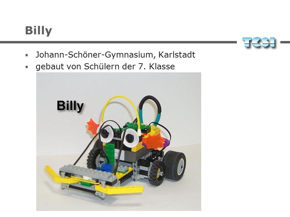 Billy Johann-Schöner-Gymnasium, Karlstadt