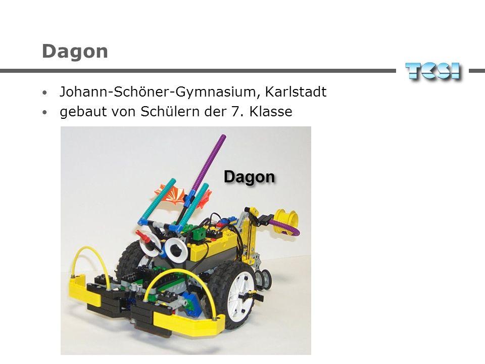 Dagon Johann-Schöner-Gymnasium, Karlstadt