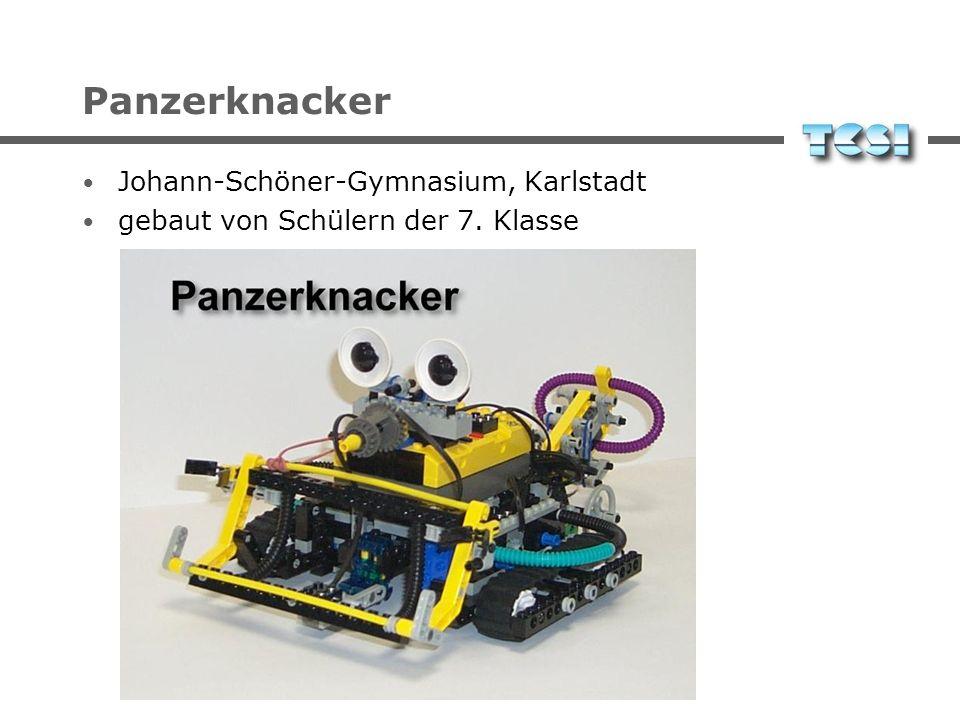 Panzerknacker Johann-Schöner-Gymnasium, Karlstadt