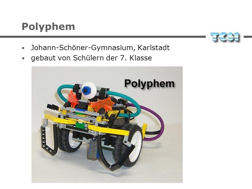 Polyphem Johann-Schöner-Gymnasium, Karlstadt